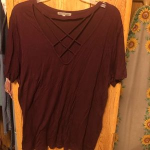 Women's large top